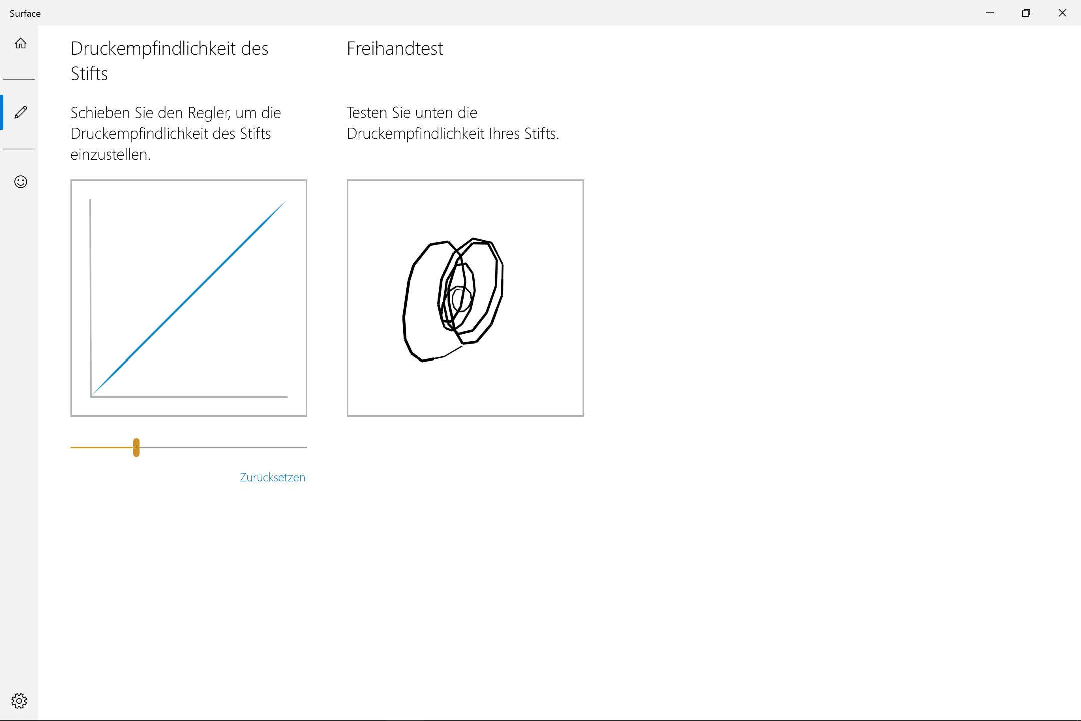 Surface Pen Problem