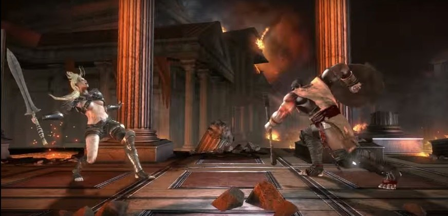 Gameloft Gods of Rome
