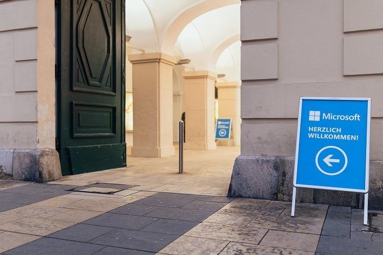 Microsoft Expo Fotos Mario Pampel
