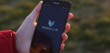 Microsoft Lumia 950 Review WindowsArea.de App start