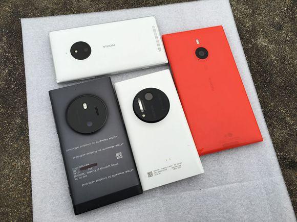 Microsoft McLaren Smartphone Leak 1