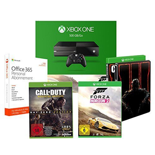 Xbox One Bundle 500 GB Amazon Deal
