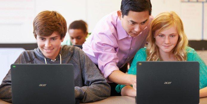 Microsoft präsentiert 7 neue Windows 10-Geräte für den Bildungssektor