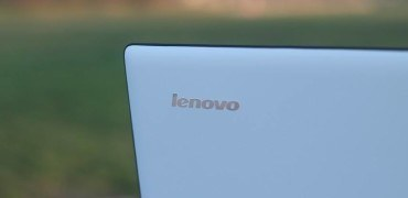 Lenovo IdeaPad U31-70 Intel Core i7, Nvidia GeForce 920M Review Lenovo Logo