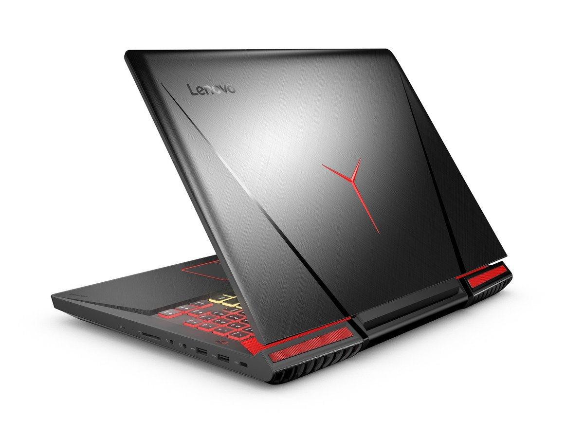 Lenovo IdeaPad Y900 Rückseite