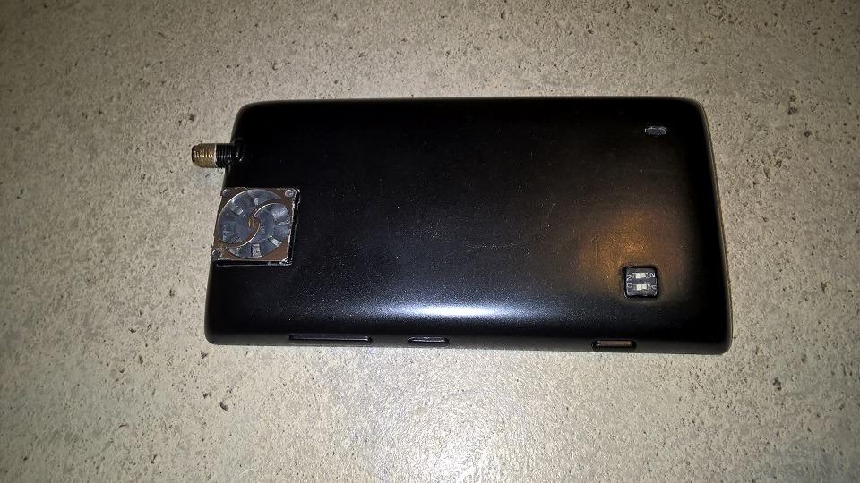 Lumia 520 Mod Antenne Lüfter Coredown