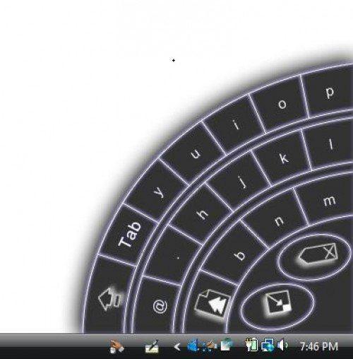 Windows Vista Tastatur