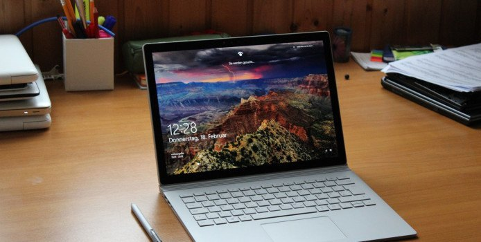 Surface Studio: Microsoft meldet Markennamen für Surface All-in-One an