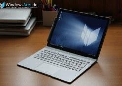 Microsoft Surface Book Review Test Deutsch