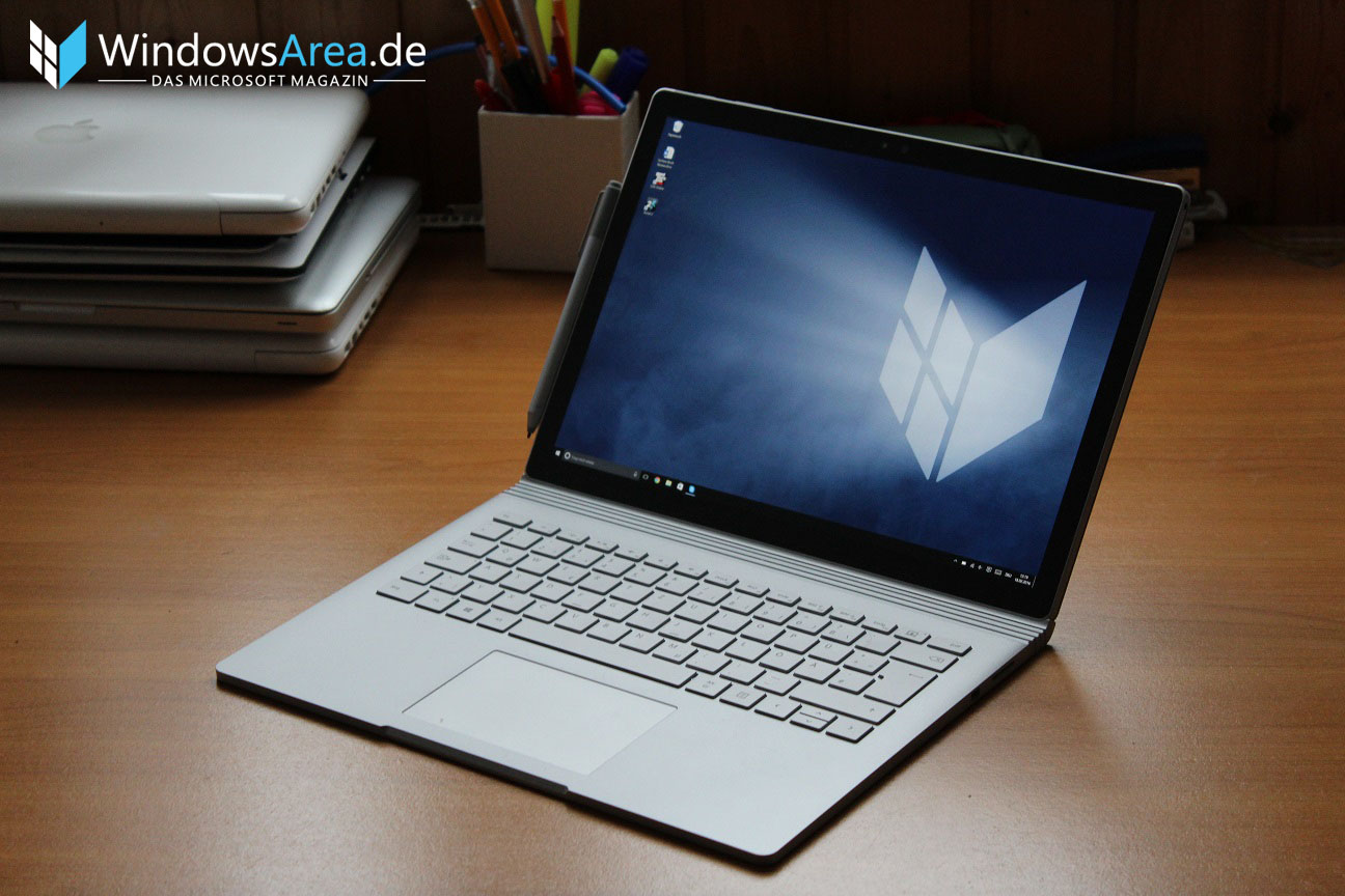 microsoft ver ffentlicht firmware update f r das surface book pro 4. Black Bedroom Furniture Sets. Home Design Ideas