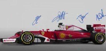 Microsoft Surface Hub Ferrari