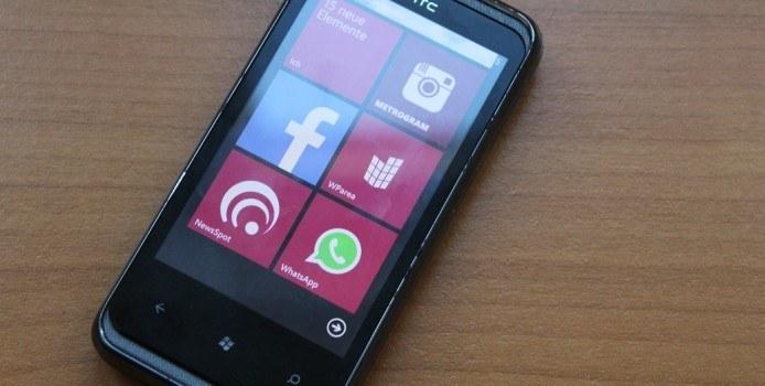 Windows Phone 7.5 und 8.0 – Benachrichtigungen werden morgen abgeschaltet
