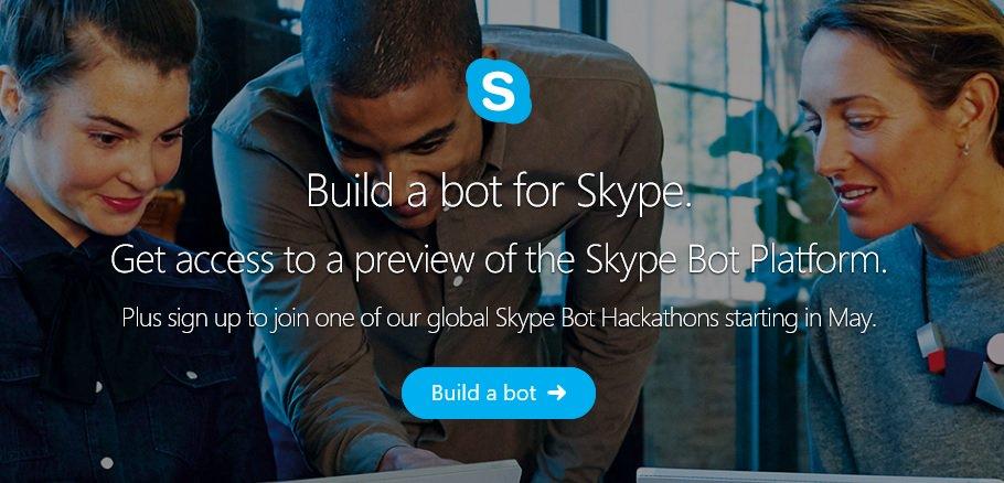 Bot für Skype