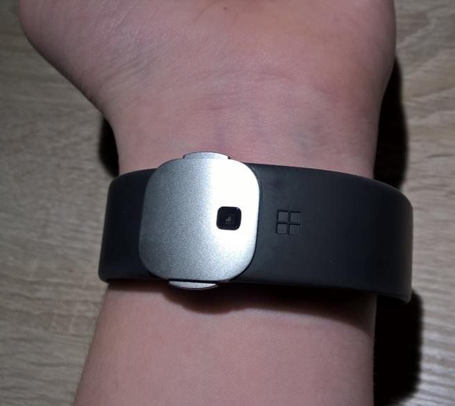 Microsoft Band 2 Strap unten