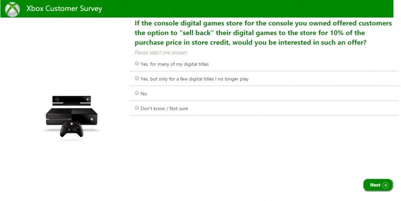Microsoft Trade-in-Programm Games