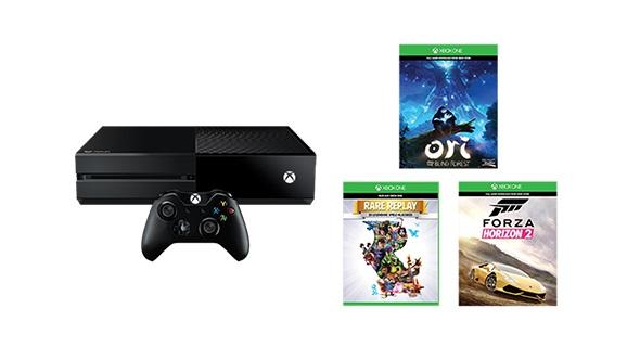 Microsoft Xbox One Deal Forza Rare Ori