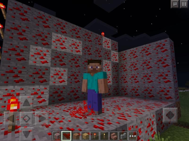 Minecraft Redstone Screenshot