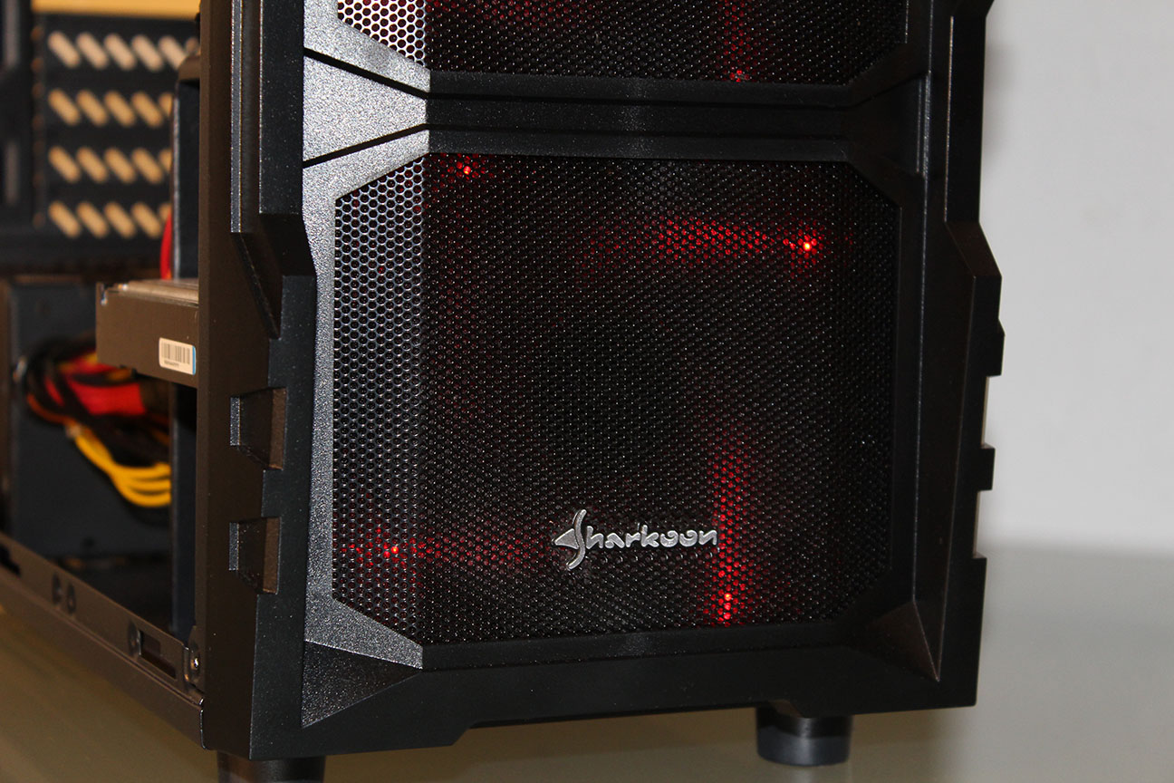 Project Valenwood 400 Euro Gaming PC Gehäuse
