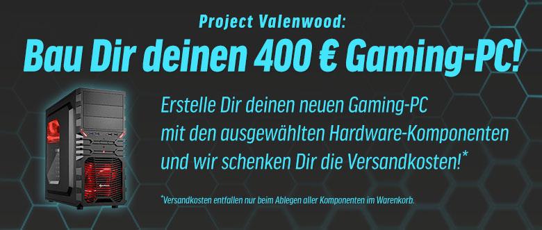 Project Valenwood Gaming PC notebooksbilliger.de