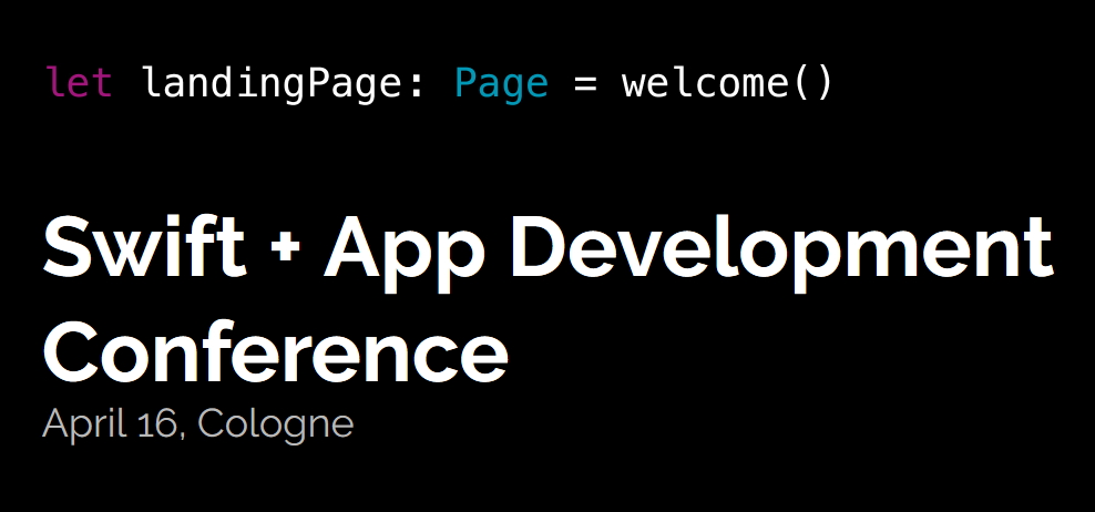 SPADC_Swift_and_App_Development_Conference_2016