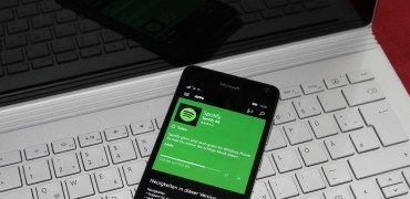 Spotify für WIndows Phone