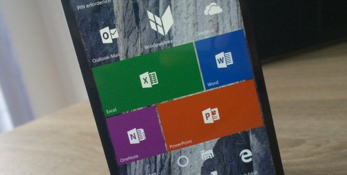Mobile Office-Apps unterstützen jetzt die Windows 10 Timeline
