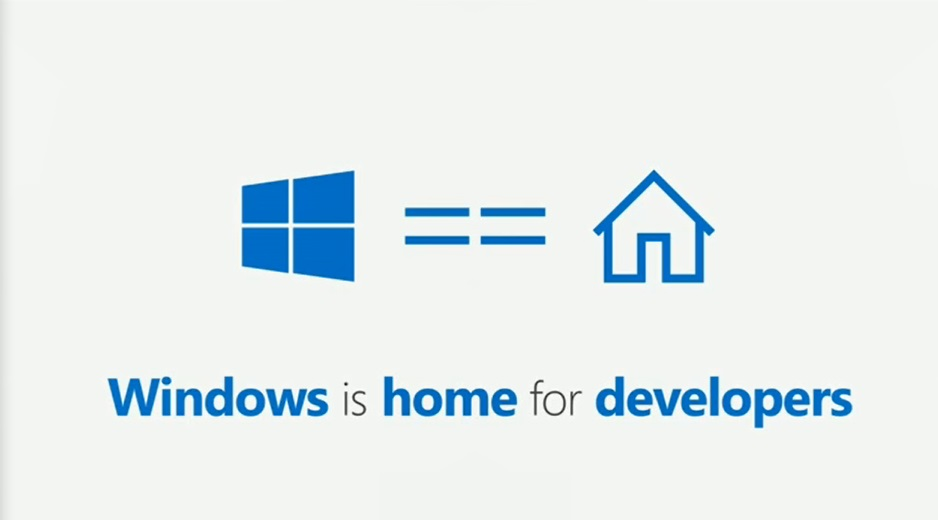 build 2016 home for developers