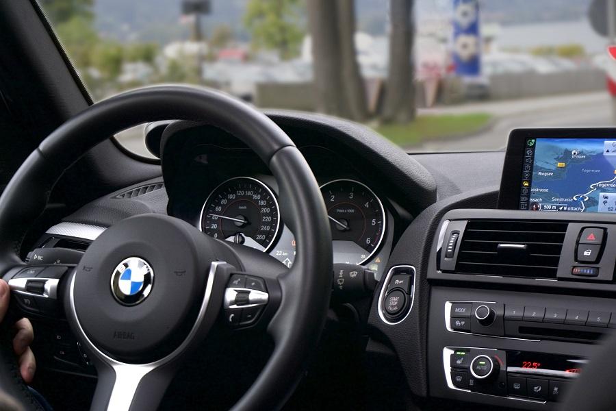 BMW Stockfoto