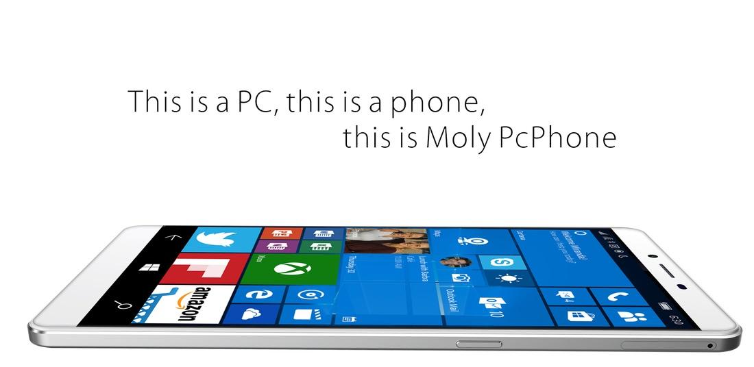 Coship Moly PCPhone 1