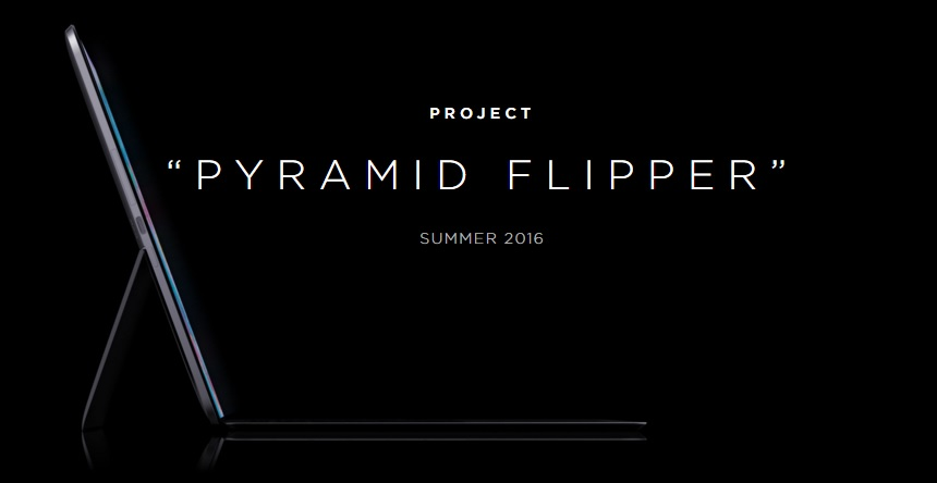 Eve Pyramid Flipper