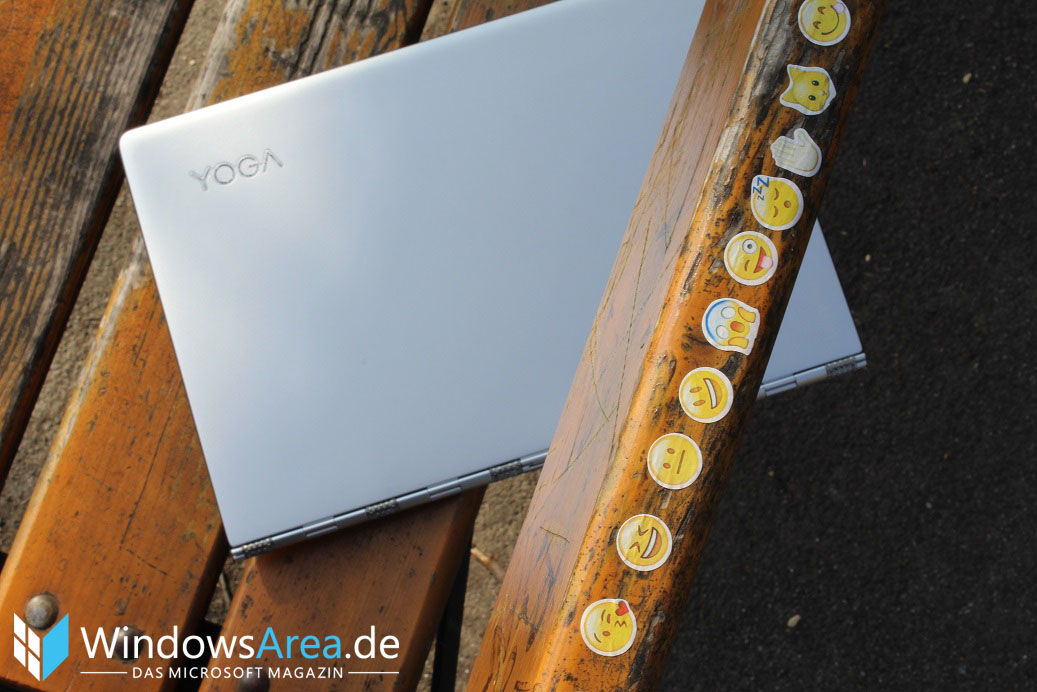Lenovo Yoga 900 Test Titelbild Emoji