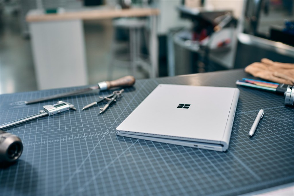Microsoft Surface Book Solid Edge