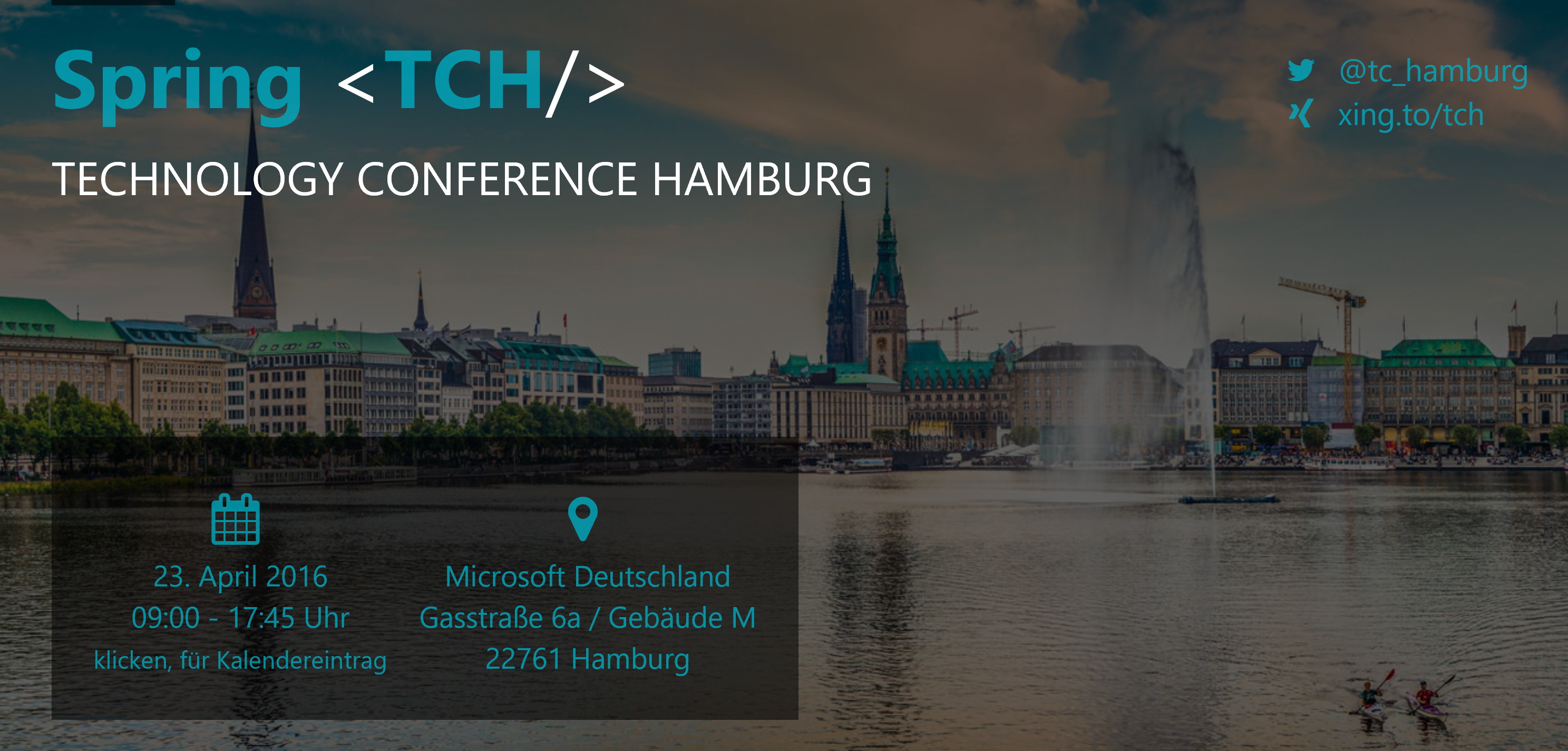 TCH_Technology_Conference_Hamburg_Intro