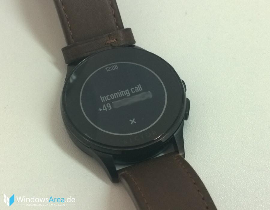 Vector-Luna-Smart-Watch_Anruf-Benachrichtigung