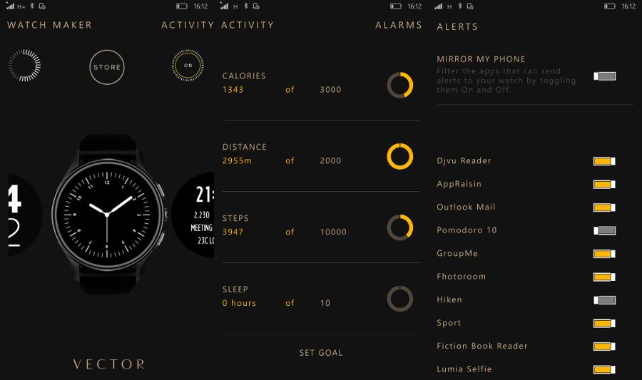 Vector-Watch_App-Screenshots