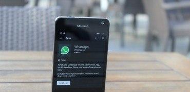 WhatsApp Update Store
