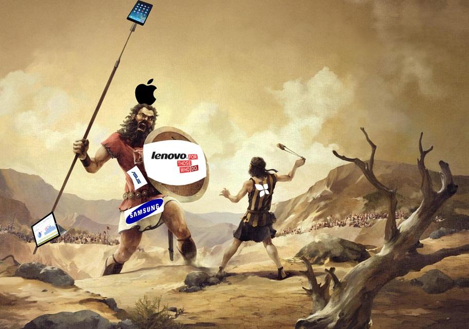 David Goliath Eve