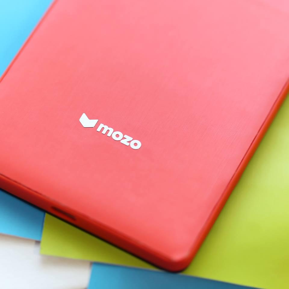 MOZO Lumia 950 rot Cover