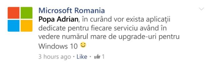 Microsoft Rumänien YouTube App