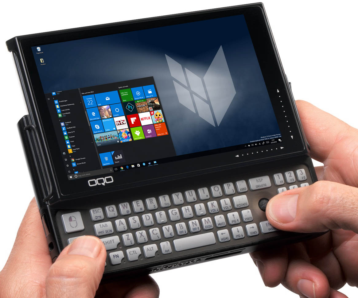 Pocket PC Windows 10