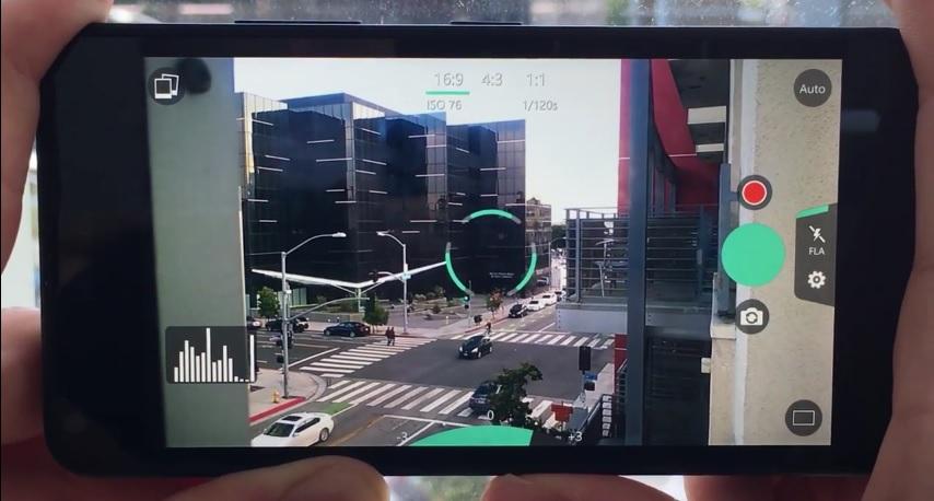 ProShot Windows 10 Mobile