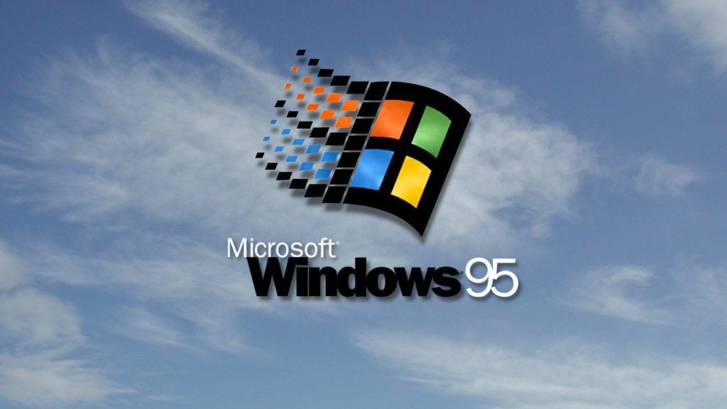 Windows 95 läuft auf Xbox One Dev Kit