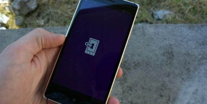 Lösung für Fehler 80242006 beim Update auf Windows 10 Mobile Build 14955