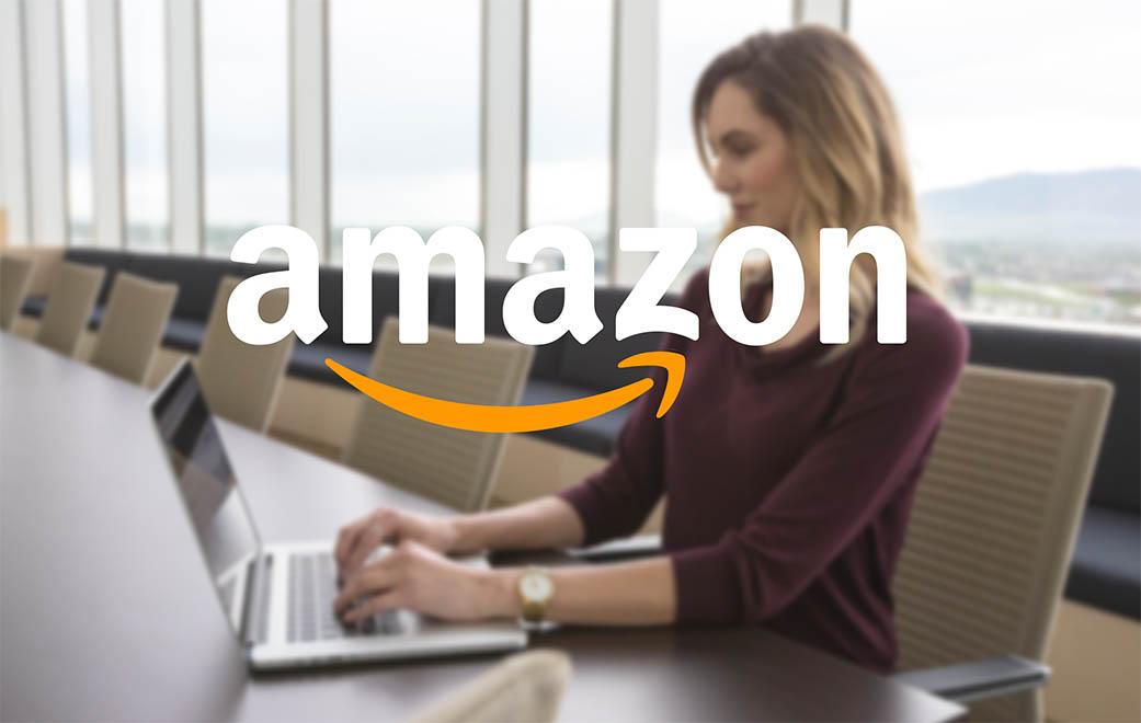 Amazon Logo Bild