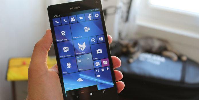 Windows 10 ARM auf Lumia 950 XL bekommt funktionierenden WLAN-Treiber
