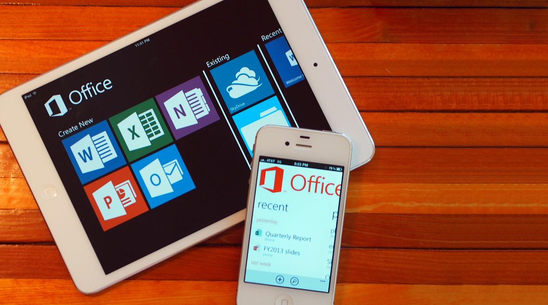 Office für iOS Update
