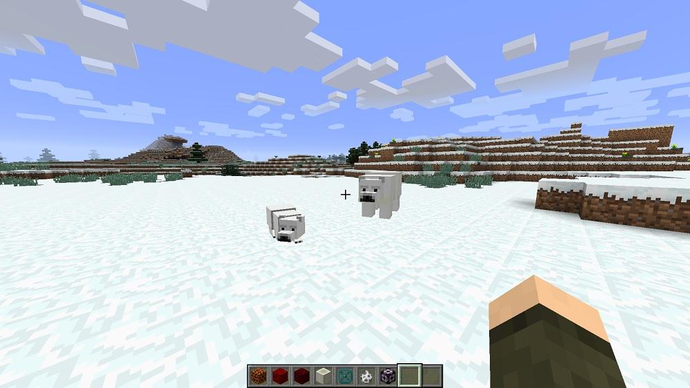 Mojang Veröffentlicht Mit Minecraft Das FrostburnUpdate - Minecraft spiele suchen