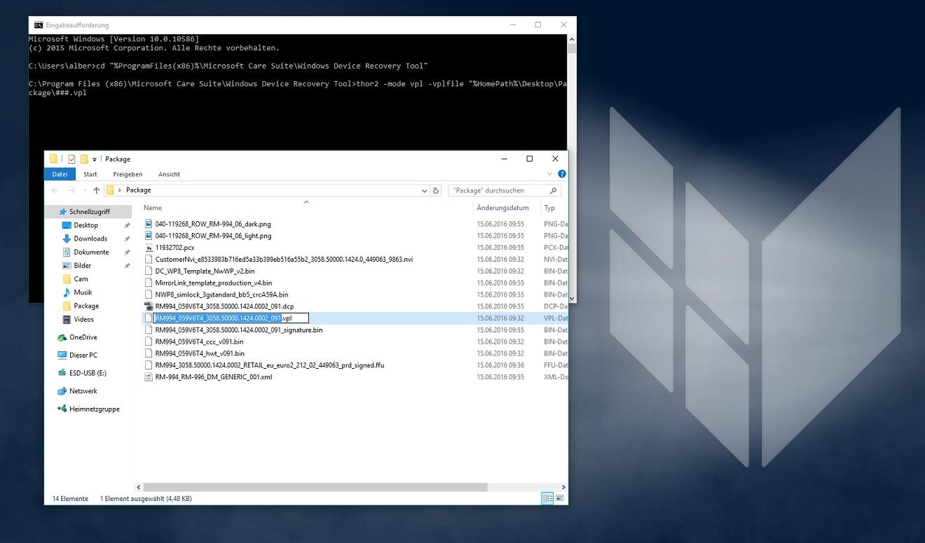 Windows Device Recovery Tool Unbrick Lumia Tutorial