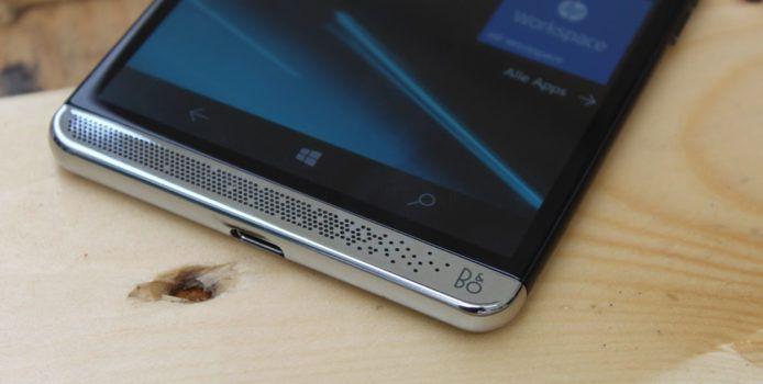 Zweites Firmware-Update für HP Elite x3 bringt Performance- & Kamera-Verbesserungen