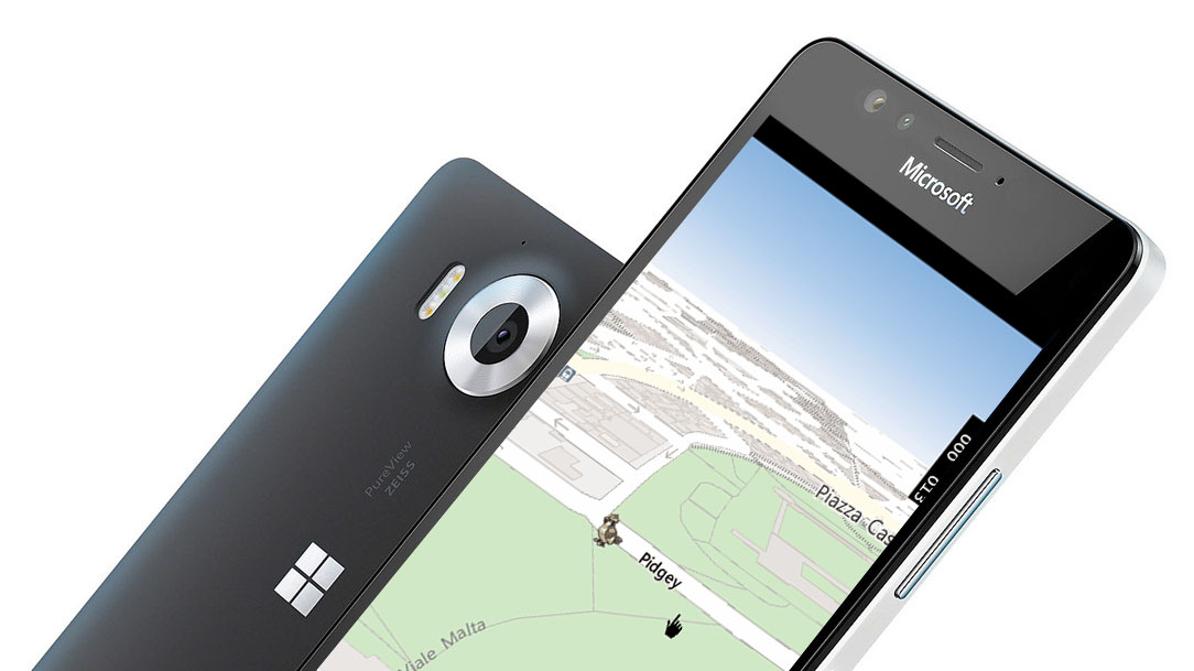 Pokémon GO für Windows Phone